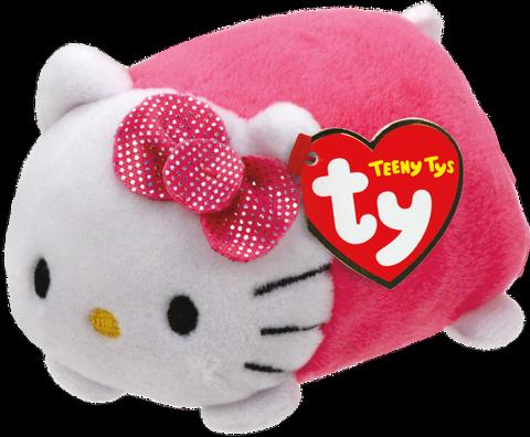 Bilde av TY Teeny Tys Hello Kitty Rosa 10cm
