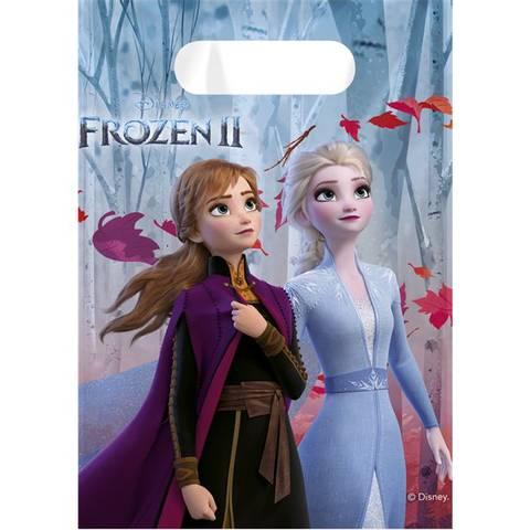 Bilde av Disney Frost II Godteposer 6stk