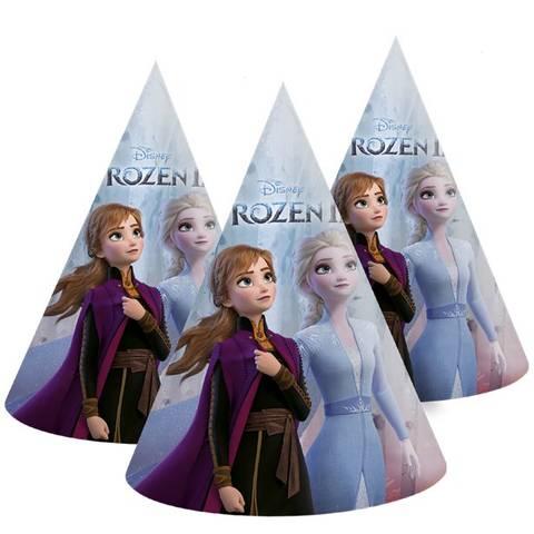 Bilde av Disney Frost II Party Hats 6stk
