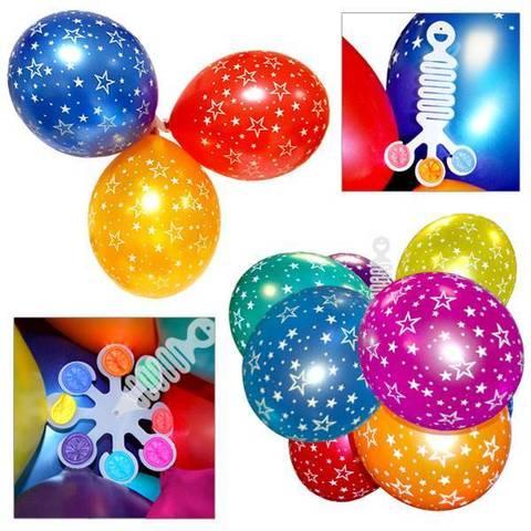 Bilde av Ballong Plastikk Hangers