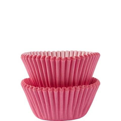 Bilde av Muffinsformer Rosa Mini 3cm 100stk