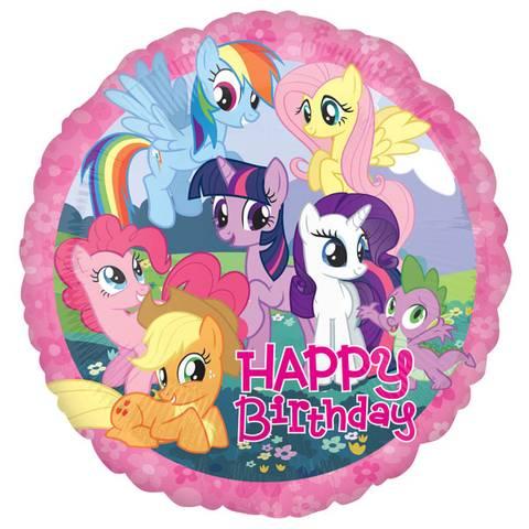 Bilde av Ballong Folie My Little Pony