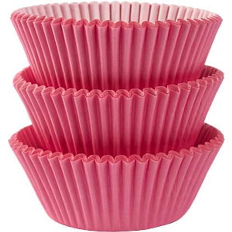 Bilde av Muffinsformer Rosa 75stk