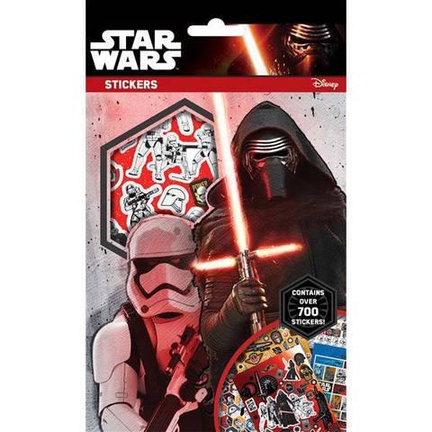 Bilde av Star Wars Klistremerker 700stk