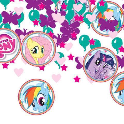 Bilde av My Little Pony Konfetti 34g