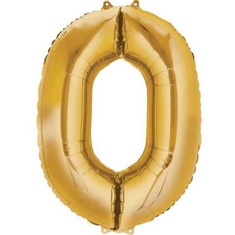 Bilde av Tallballong Gull Nummer 040cm