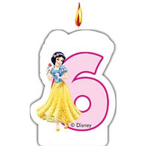 Bilde av Kakelys Disney Prinsesse 6 År