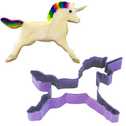 Bilde av Kakeform Unicorn 12cm