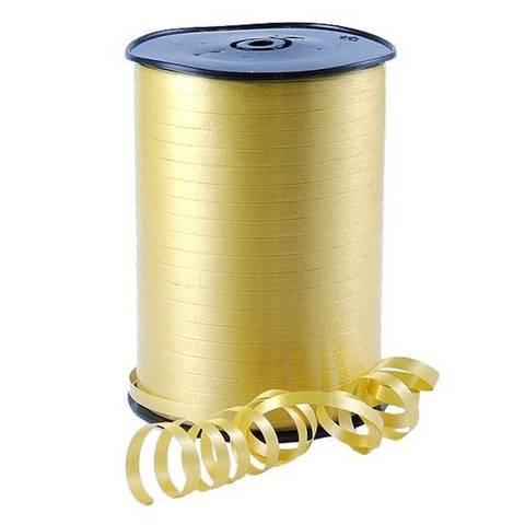 Bilde av Ballong Bånd Gull  500m