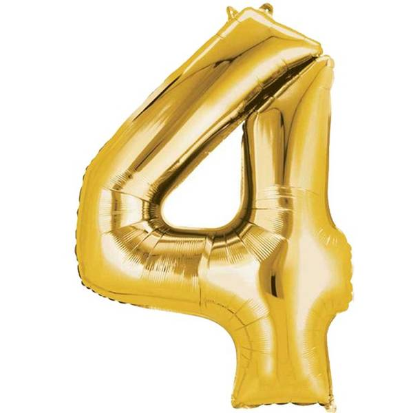 Tallballong Gull Nummer 440cm