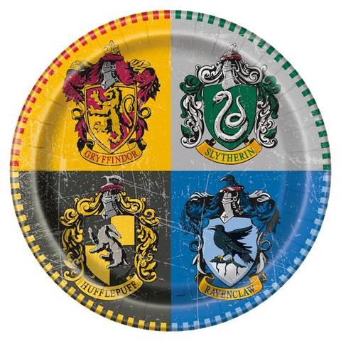 Bilde av Harry Potter Papptallekner 22cm8stk