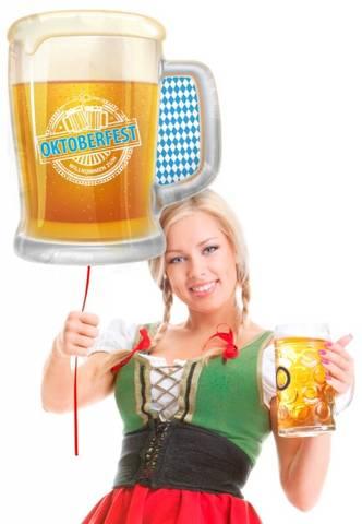 Bilde av Oktoberfest Folieballong