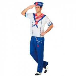 Bilde av Matros kostyme