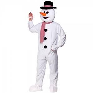 Bilde av Snowman Mascot - kostyme
