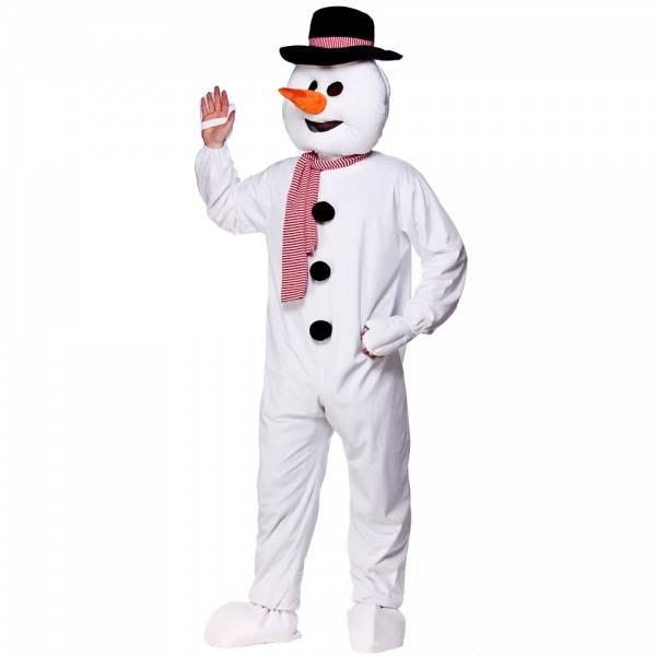 Snowman Mascot - kostyme