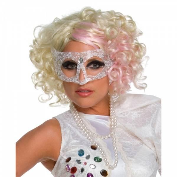 Lady Gaga Blond parykk