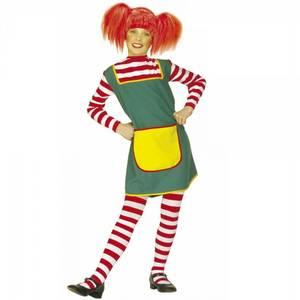 Bilde av Pippi kostyme barn