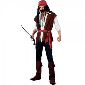 Bilde av Caribbean Pirate kostyme