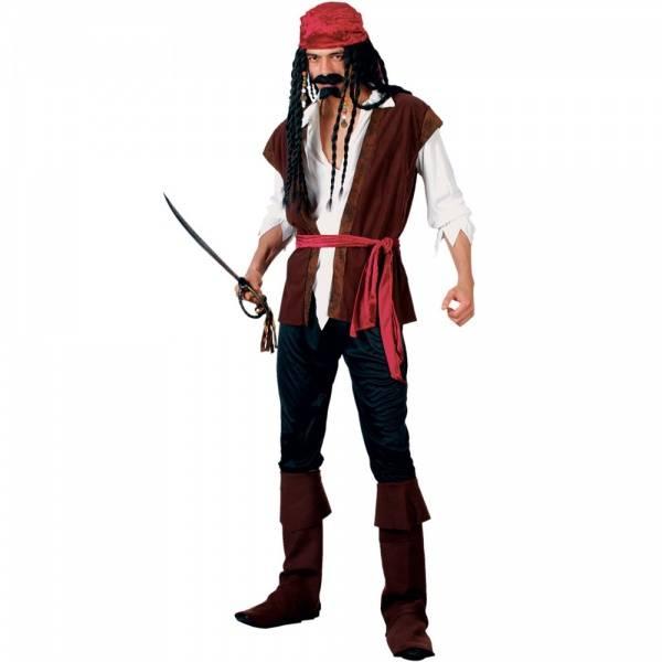 Caribbean Pirate kostyme