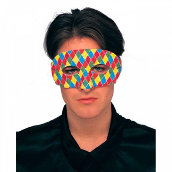Harlequin maske