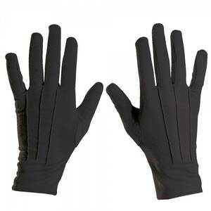 Bilde av Svarte hansker