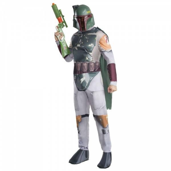Star Wars kostyme Boba Fett