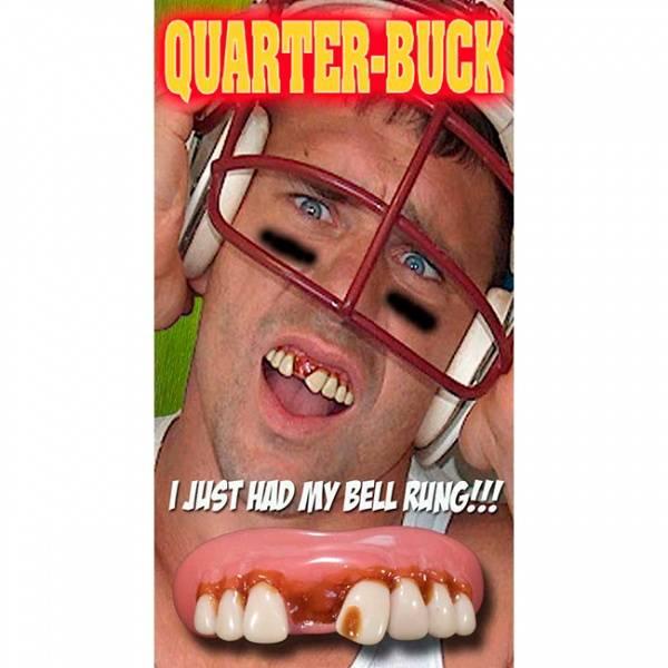 Quarterbuck - løstenner
