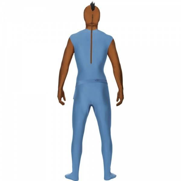 Mr. T Second Skin kostyme