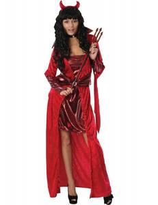 Bilde av Forførende djevel kostyme
