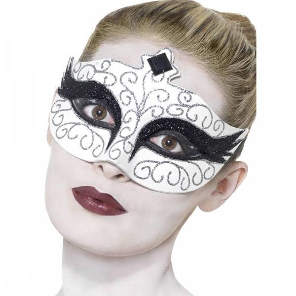 Gothic Swan maske