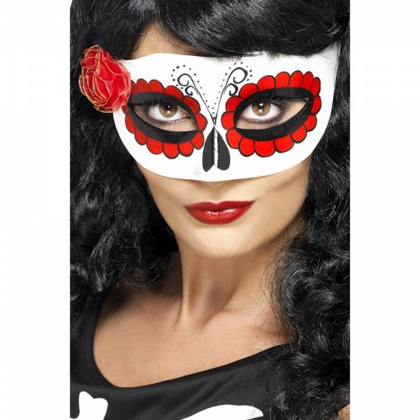Mexican Day of the Dead maske