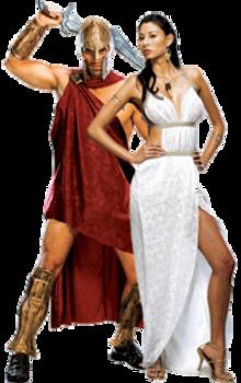Gresk/romersk