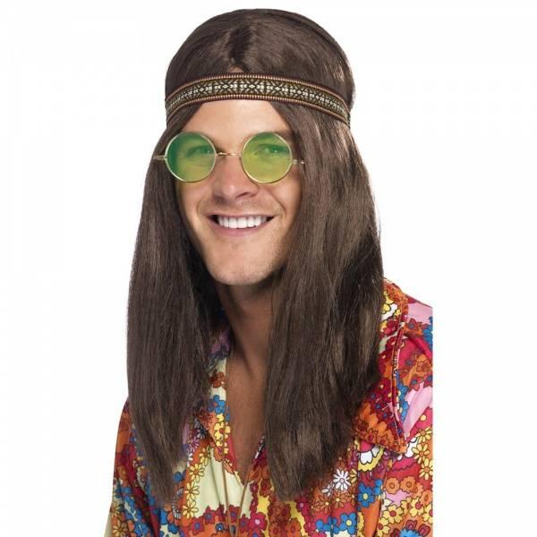 Hippie set mann