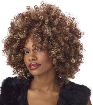 Afro parykker