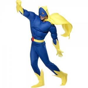 Bilde av Bananaman kostyme