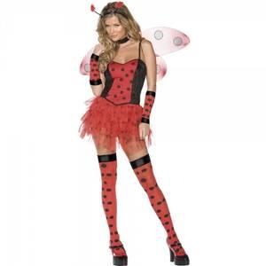 Bilde av Lady Bug kostyme