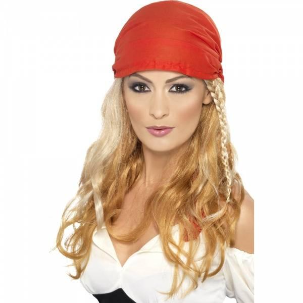 Pirat Princess parykk