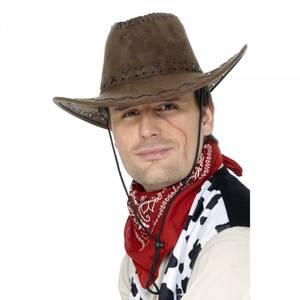 Bilde av Cowboy hatt brun