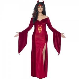 Bilde av Devil Lady kostyme