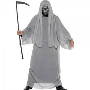 Bilde av Grå Grim Reaper kostyme