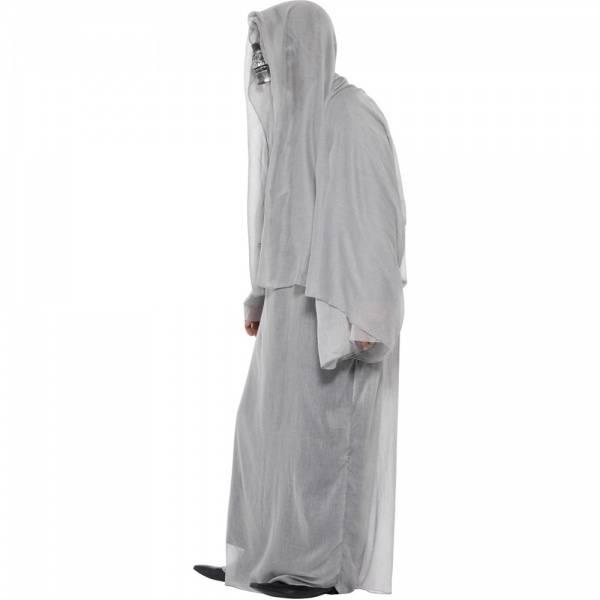 Grå Grim Reaper kostyme