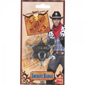 Bilde av Sheriff stjerne