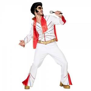 Bilde av Mr. Elvis Rockstar XL kostyme