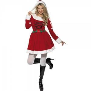Bilde av Miss Santa med hette