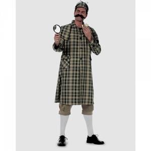 Bilde av Sherlock Holmes kostyme