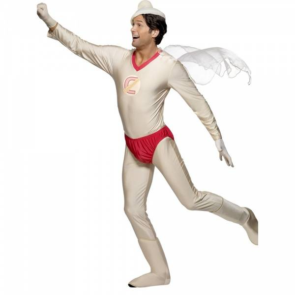 Condom Man kostyme