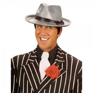 Bilde av Grå gangster hatt