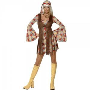 Bilde av 70's Hippie kostyme