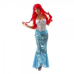 Bilde av Den Lille Havfrue kostyme