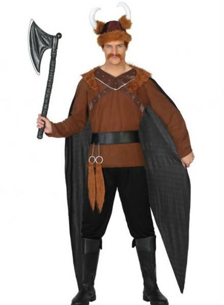 Viking Warrior kostyme